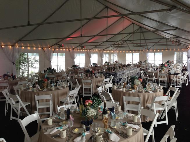 & Canopies - Milwaukee Event Rentals