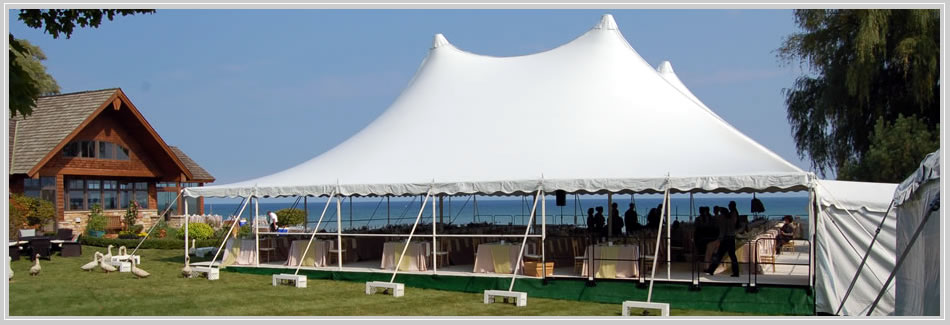 Canopies Milwaukee Event Rentals
